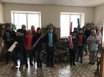 Музей Паперу відвідали учні Зміївської школи