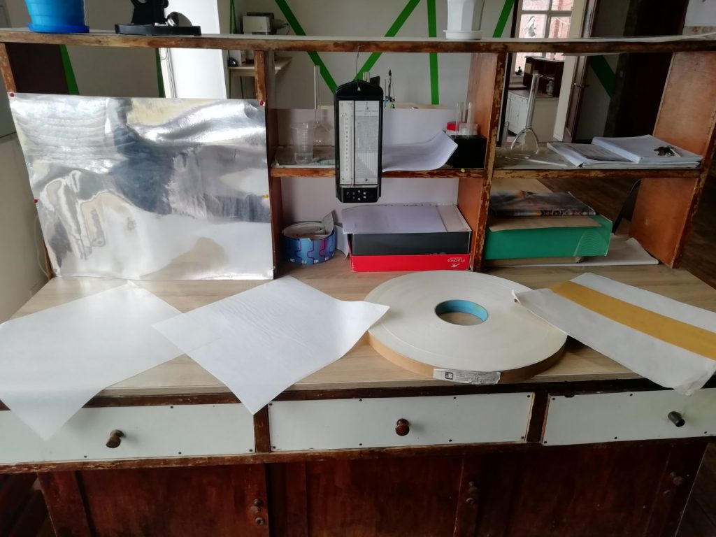 Дослідження паперу